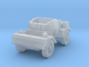Daimler Dingo mk3 1/220 in Smooth Fine Detail Plastic