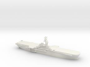 Iwo Jima-class LPH, 1/2400 in White Natural Versatile Plastic