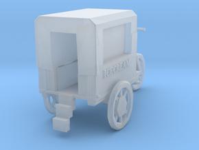 TT Scale Icecream Mobile in Smooth Fine Detail Plastic