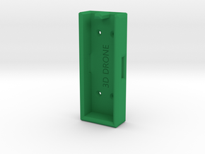 battery holder pulse 2550mah rx in Green Processed Versatile Plastic