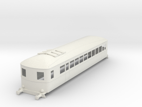 o-50-gnri-railcar-b in White Natural Versatile Plastic
