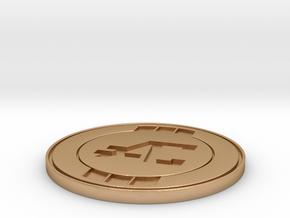 Apex Coin/Season 1 - Challenge Coin  in Natural Bronze