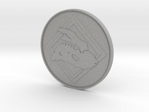 Apex Coin/Season 1 - Challenge Coin  in Aluminum