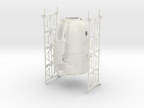 Soyuz WSF1-1.50 in White Natural Versatile Plastic