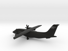 Dornier Do 328 in Black Natural Versatile Plastic: 6mm