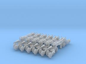 Pluribus Unit (12) in Smooth Fine Detail Plastic