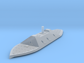 1/1200 CSS Fredericksburg in Smooth Fine Detail Plastic