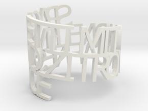 Spaghetti mit Garnelen in White Natural Versatile Plastic