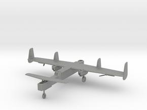 (1:144) Focke-Wulf Fw 42 First Design (Gear down) in Gray PA12