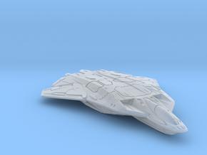 UNSA_Jackal2stl in Smooth Fine Detail Plastic