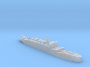 HMS Jervis Bay 1:3000 Armed Merchant Cruiser in Smoothest Fine Detail Plastic