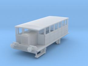 0-148fs-spurn-head-hudswell-clarke-railcar in Smooth Fine Detail Plastic