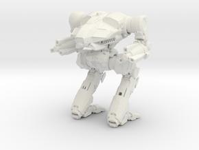 Super Novam Mechanized Walker System  in White Natural Versatile Plastic