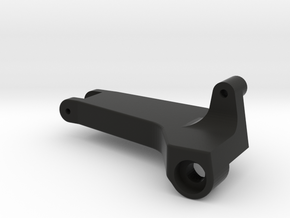 UTA001R Universal Trailing Arm right in Black Natural Versatile Plastic