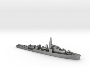 HMS Loch class 1:1800 WW2 frigate in Natural Silver