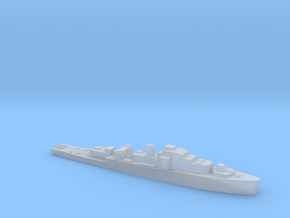 HMS Loch class 1:3000 WW2 frigate in Smoothest Fine Detail Plastic