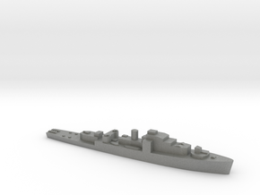 HMS Loch class 1:3000 WW2 frigate in Gray PA12