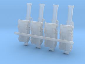 Orbiter5 Luggage Belt 7.5mm@1/400 in Smoothest Fine Detail Plastic: 1:400