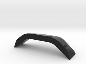 UTF001 Universal Fender in Black Natural Versatile Plastic