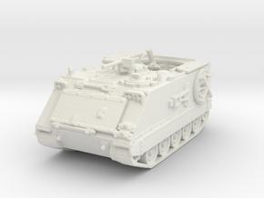 M106 A1 Mortar (open) 1/100 in White Natural Versatile Plastic