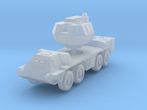 Brams AA  1:144 in Smooth Fine Detail Plastic