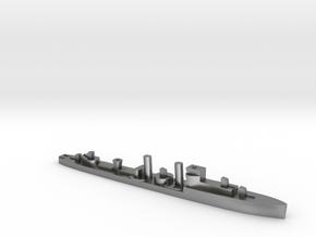 HMS Codrington 1:2400 WW2 destroyer in Natural Silver