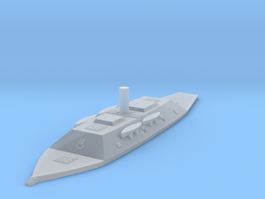1/1200 CSS Charleston in Smooth Fine Detail Plastic