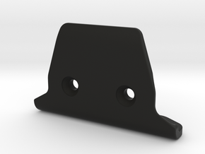 XB2/XT2 Mini Bumper in Black Natural Versatile Plastic