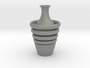 Vase 1359art in Gray PA12