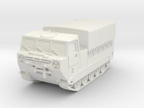 M548 (Covered) 1/72 in White Natural Versatile Plastic