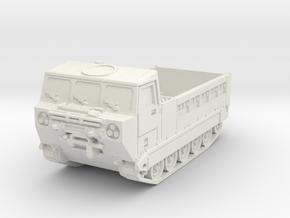 M548 (open) 1/72 in White Natural Versatile Plastic