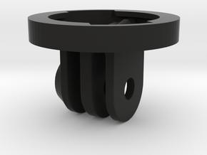 Garmin Varia to Go Pro in Black Natural Versatile Plastic