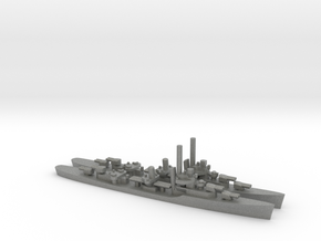 US Porter-class Destroyer (x2) in Gray PA12