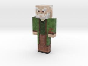 Dn_Denn | Minecraft toy in Natural Full Color Sandstone