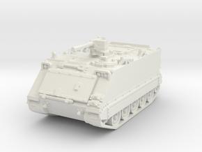 M113 A1 (closed) 1/56 in White Natural Versatile Plastic
