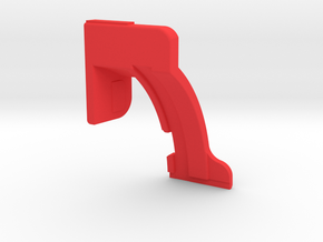 Preston HU3 Focus Marking Clip-on (PART HU3-FMC) in Red Processed Versatile Plastic