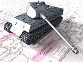 1/56 German VK 45.03 (H) Heavy Tank in Smooth Fine Detail Plastic