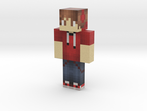 noah275 | Minecraft toy in Natural Full Color Sandstone