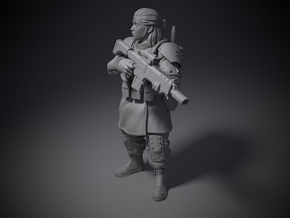 Guardsmen - W in Smoothest Fine Detail Plastic