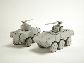 VBTP-MR VBCI Guarani Scale: 1:285 in Smooth Fine Detail Plastic