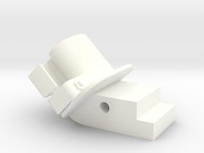 SUKHOI SU27 (CARF MODELS) COCKPIT (F) in White Processed Versatile Plastic