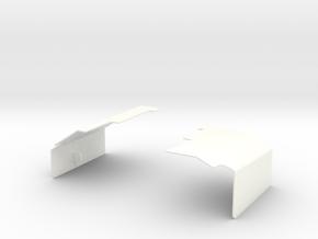 SUKHOI SU27 (CARF MODELS) COCKPIT (G) in White Processed Versatile Plastic