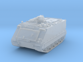 M125 A1 Mortar (closed) 1/100 in Smooth Fine Detail Plastic