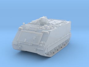 M125 A1 Mortar (closed) 1/56 in Smooth Fine Detail Plastic