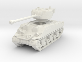 Sherman VC Firefly 1/100 in White Natural Versatile Plastic