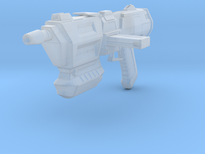 Assault Blaster (1/12 Scale) in Smooth Fine Detail Plastic
