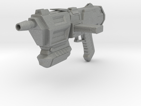 Assault Blaster (1/12 Scale) in Gray PA12