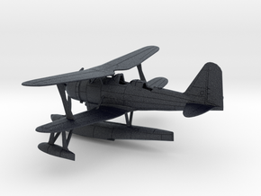 1/150 IJN Mitsubishi F1M2 'Pete' Type 0 Observatio in Black PA12
