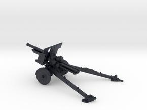 1/87 IJA Type 91 105mm Howitzer(motorized) in Black PA12