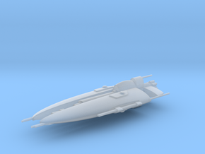 Nietszchean Cruiser / 5cm - 2in in Smooth Fine Detail Plastic